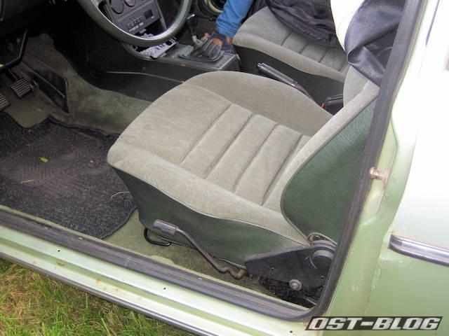 Passat-LX-Sitze
