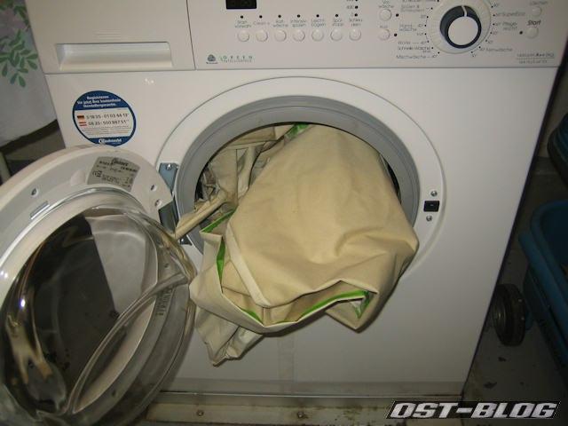Himmel-waschmaschine