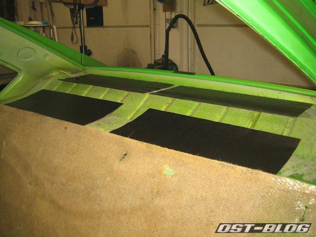 Passat-TS-Bitumenmatten