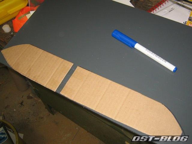 PVC-platte