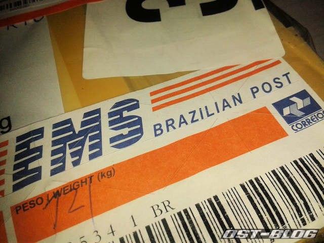 Paket-Brasilien