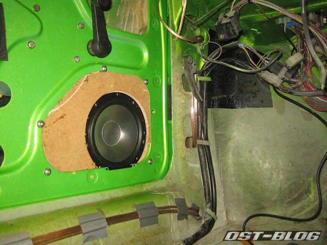 Passat-TS-Lautsprecher
