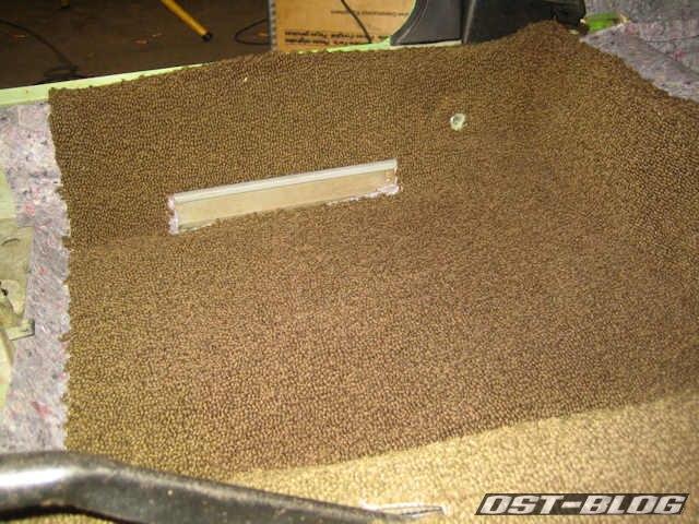 Passat-TS-Teppich