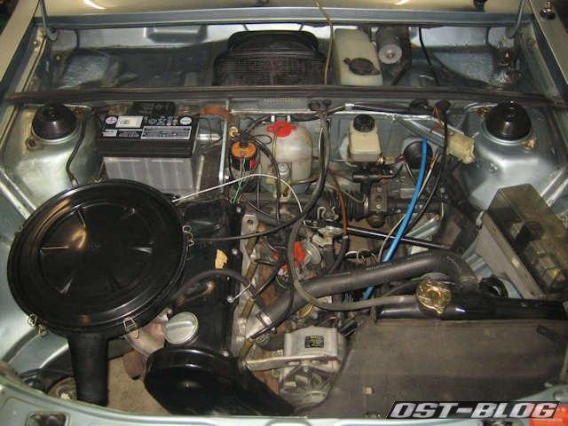 VW-Passat-Motorraum