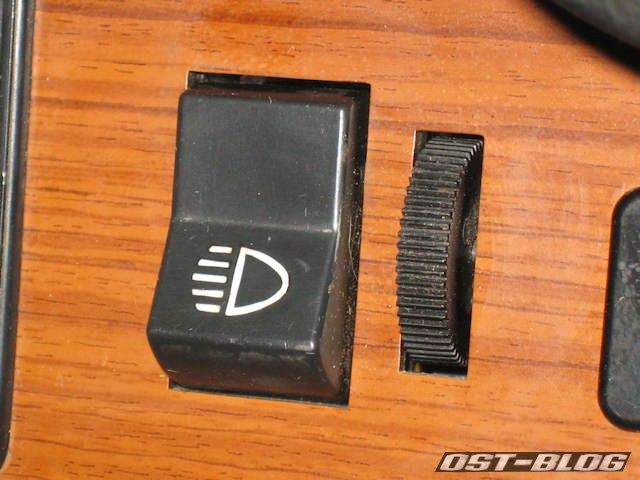 Lichtschalter-VW-Passat