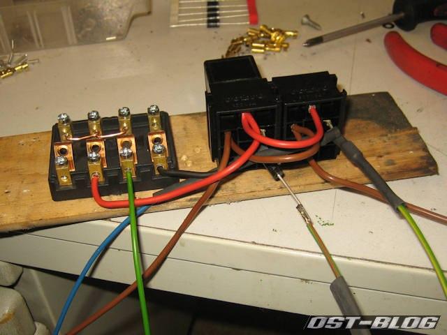 diode-relaissockel