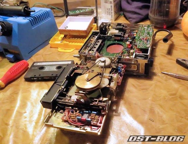 kassettenlaufwerk