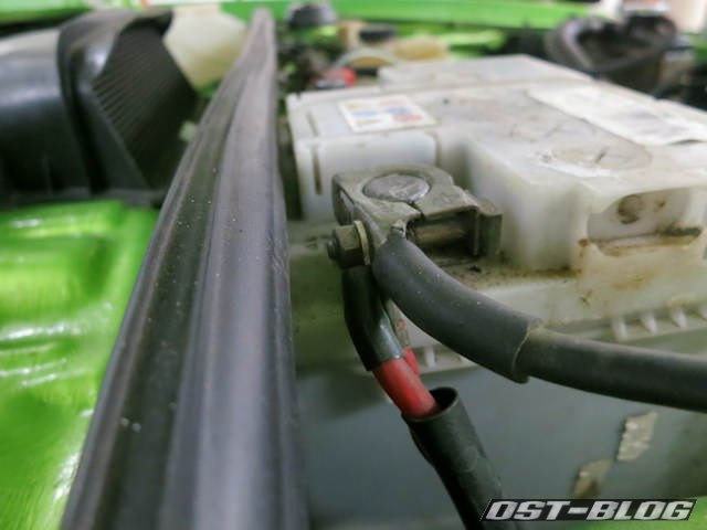 Batteriekabel-Passat