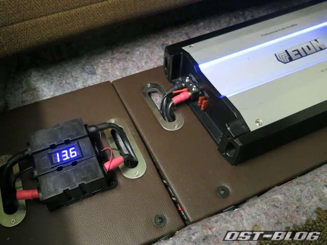 voltmeter-endstufe