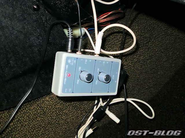 stereo-mixer