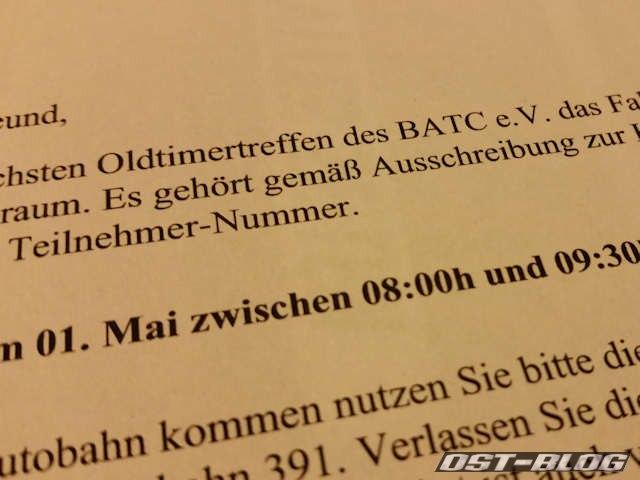 BATC-Oldtimertreffen
