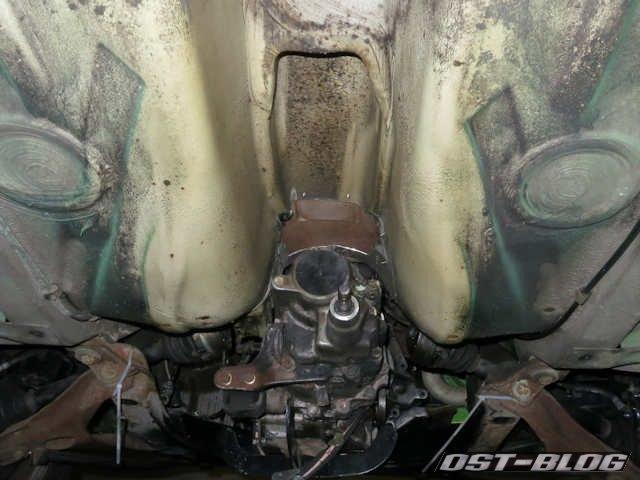 Getriebeausbau-Passat-32