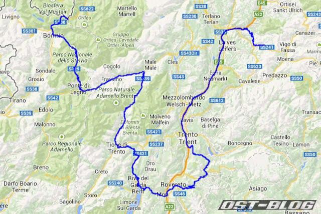 Alpentour 2015 Tag 3