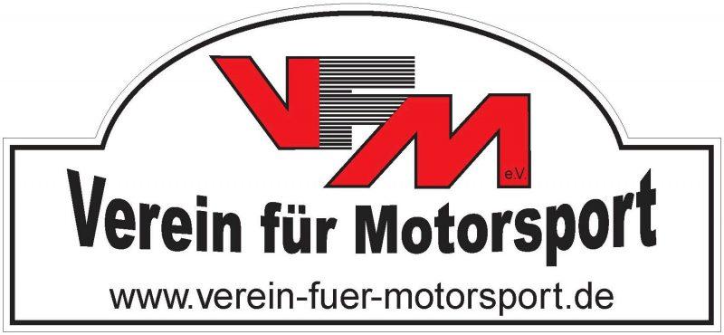 VFM-Rallyeschild