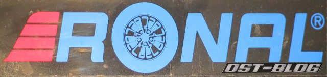 ronal-schriftzug