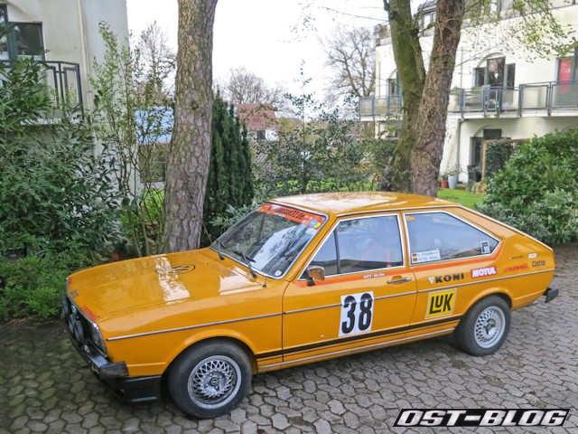 Rallye-Passat