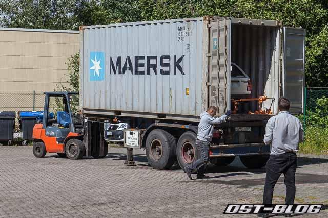 fahrzeugtransport-container