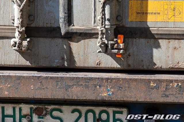 Bolzensiegel-container
