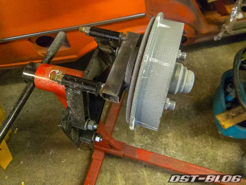 rotor-motorbock