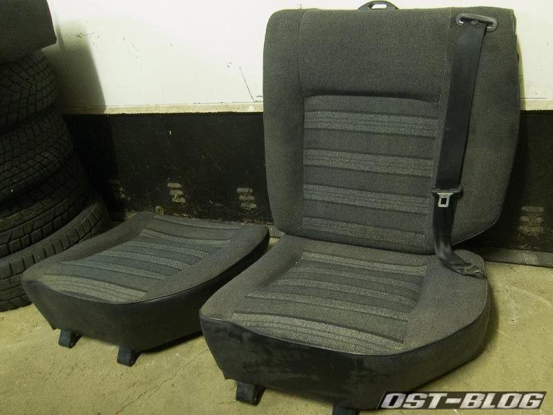 Passat-GT-Sitze