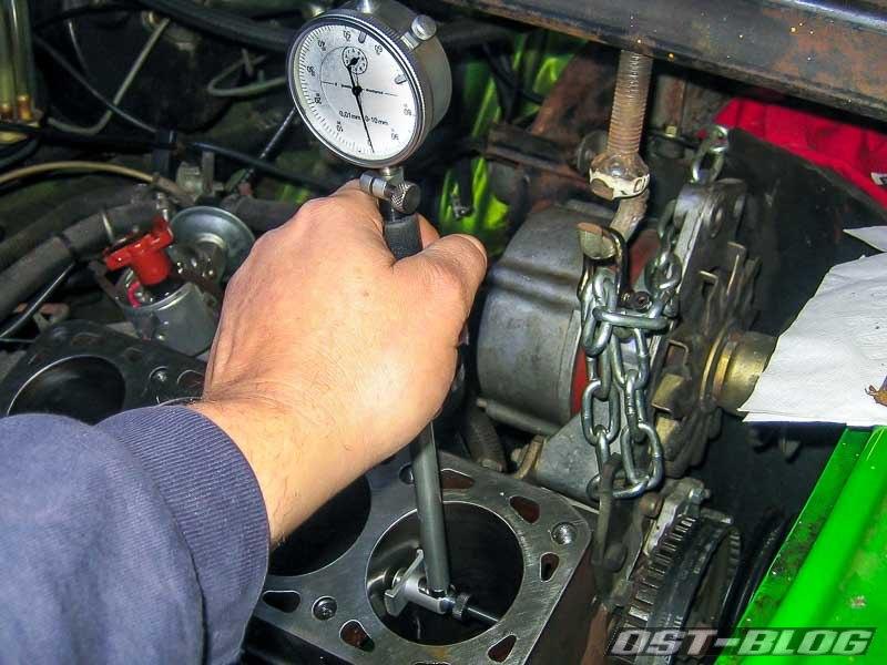 motor-vermessen