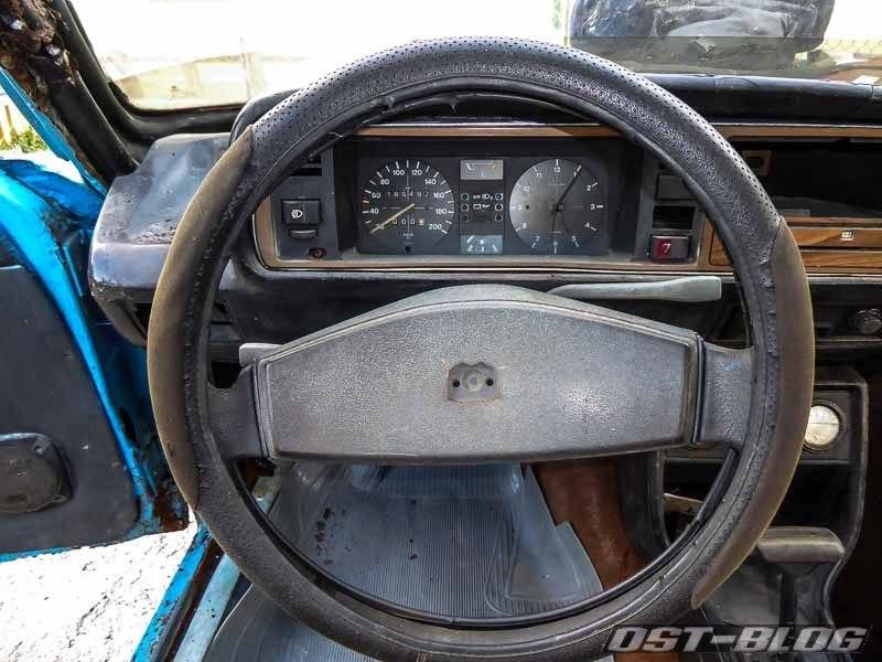 Passat-Kuba-Lenkrad