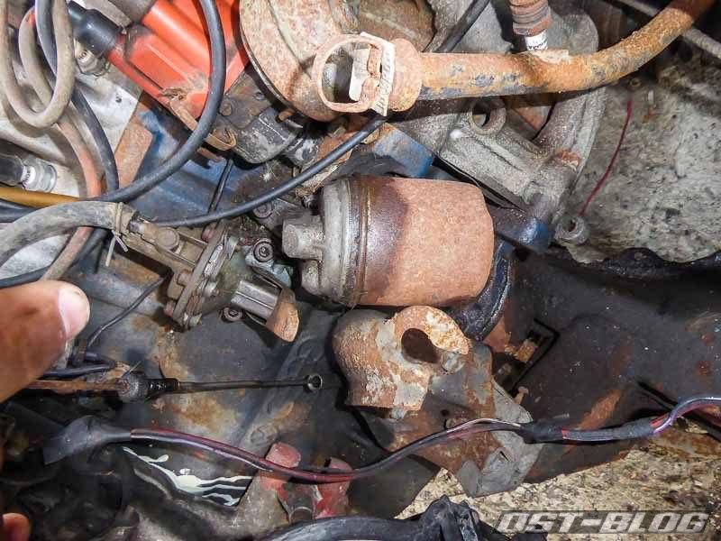 Passat-Kuba-Motor
