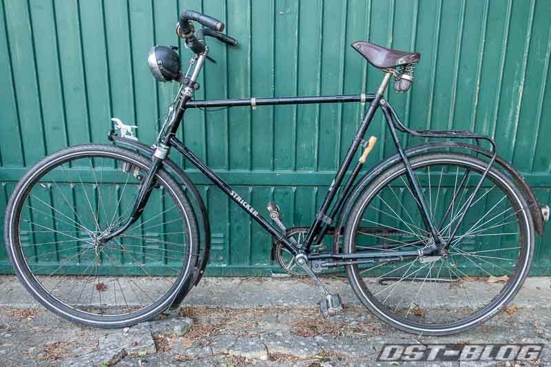Stricker-Fahrrad
