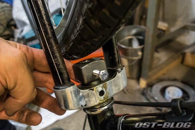 Fahrradbremse-Adapter