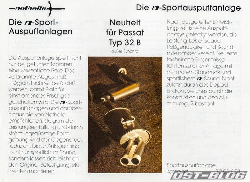 passat-32B-sportauspuff-nothelle