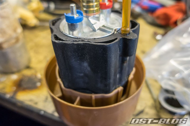 montage-kraftstoffpumpe