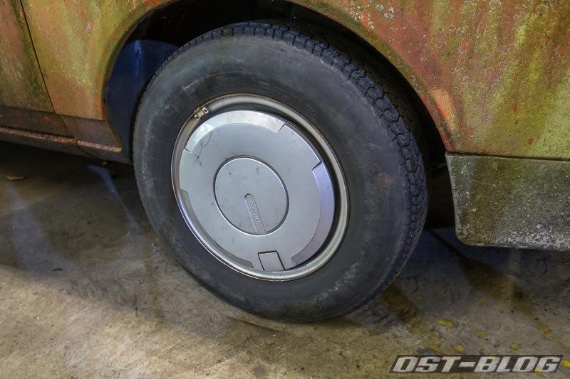 Passat-GT-Radkappe