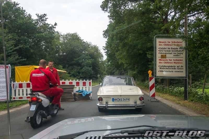 Bockhorn-einfahrt