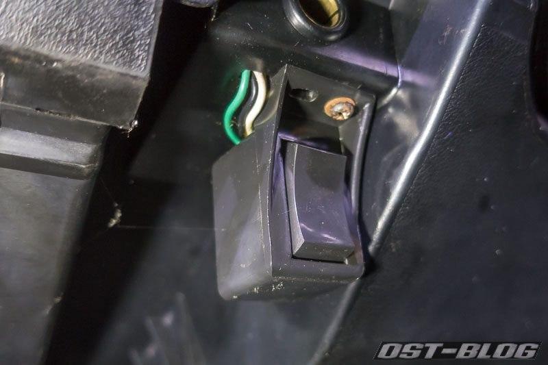 Schalter-Antenne