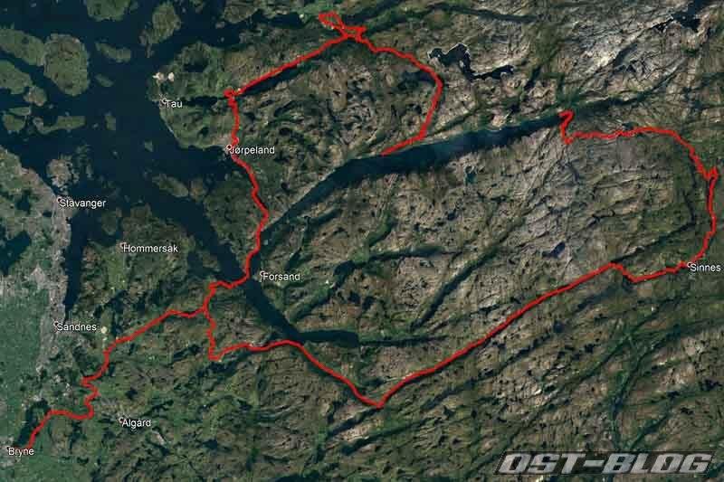 Tag 3-Track