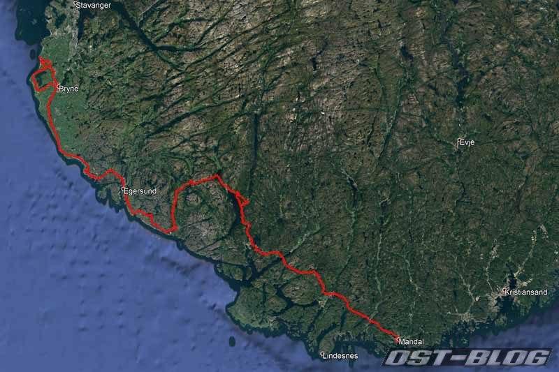 Track-norwegen
