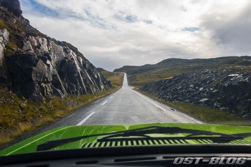 einsame-Strasse-norwegen