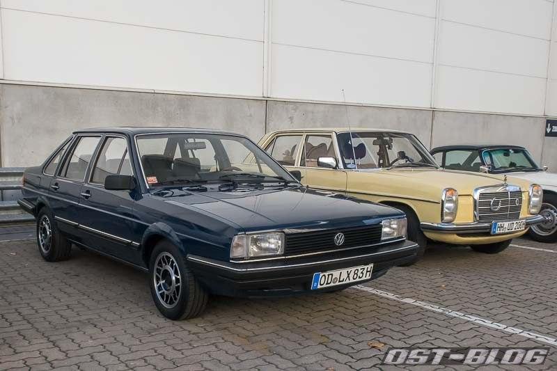 VW Santana
