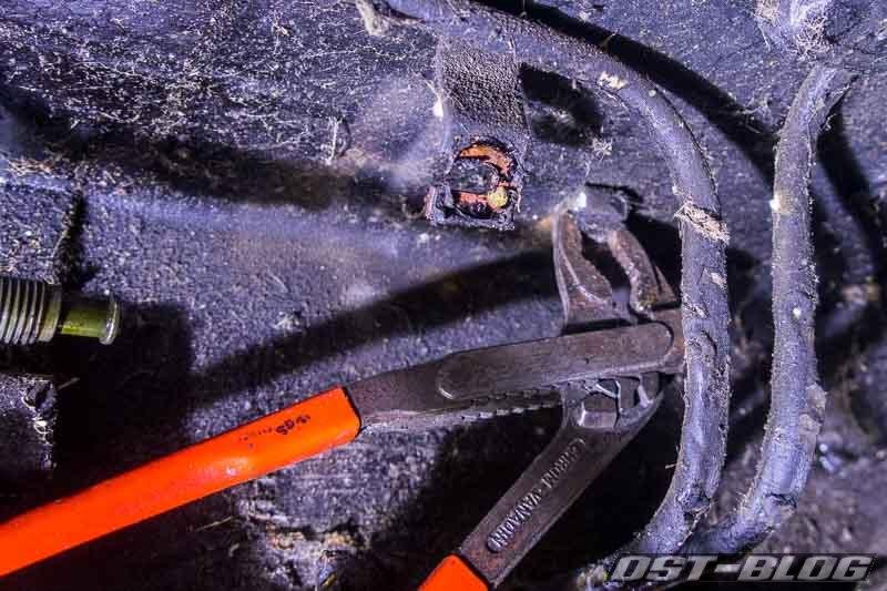 Bremsleitungshalter