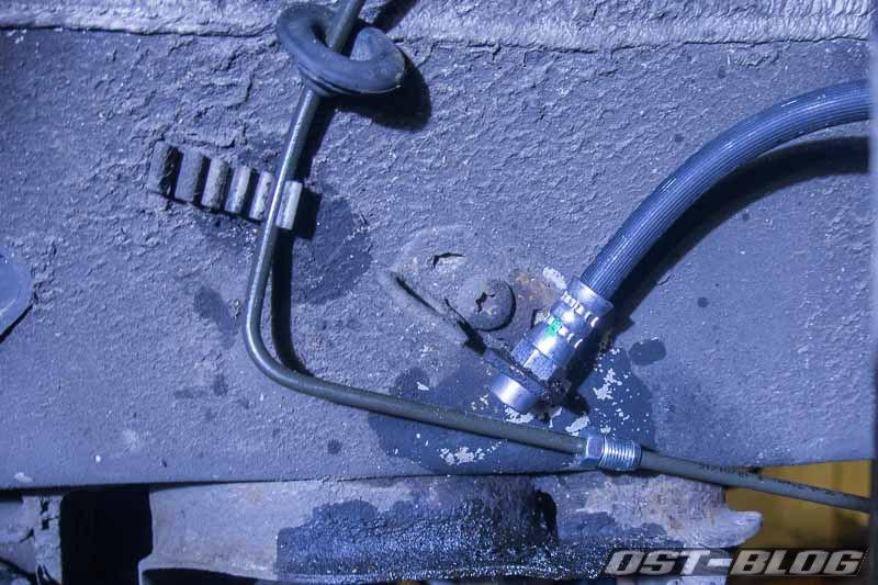 Bremsleitung-anfertigen