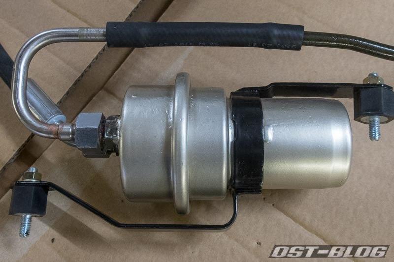 Druckspeicher-jetronic