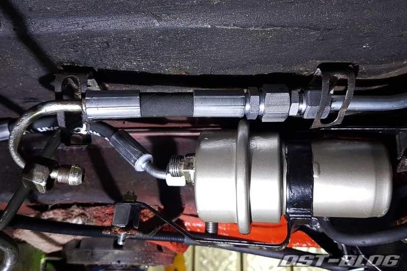 Kraftstoffleitung-zum-Druckspeicher