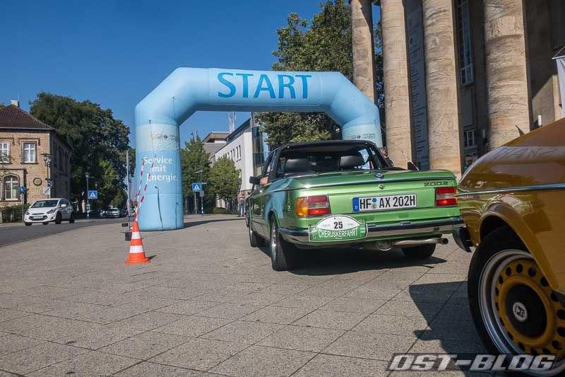 cheruskerfahrt-start