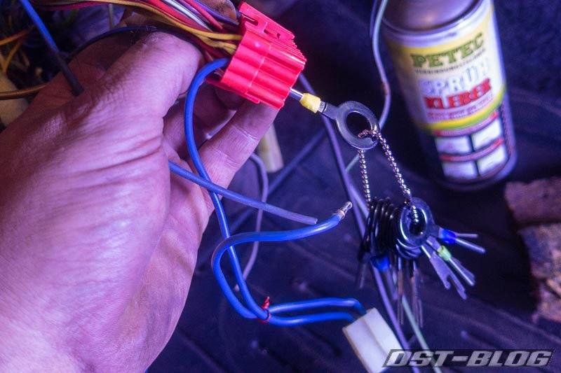 kabel-auspinnen