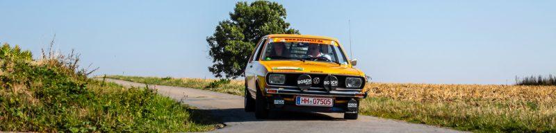 Passat Rallye 1976
