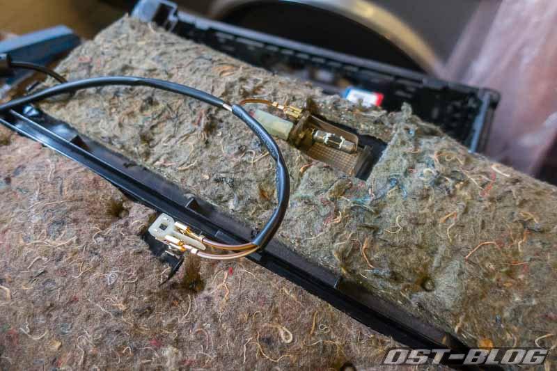 kabel-handschuhfachleuchte