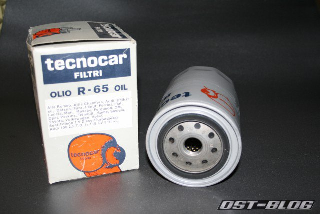 Ölfilter-Tecnocar-R65