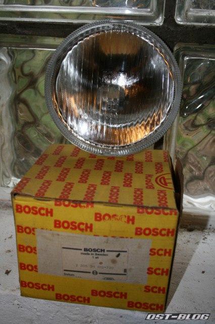Bosch-Nebelscheinwerfereinsätze